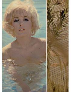 Красивая Стелла Стивенс снялась голой в журнале Playboy фото #5