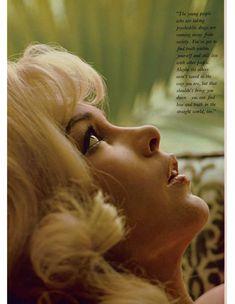 Красивая Стелла Стивенс снялась голой в журнале Playboy фото #7