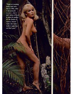 Красивая Стелла Стивенс снялась голой в журнале Playboy фото #9