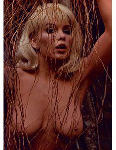 Красивая Стелла Стивенс снялась голой в журнале Playboy фото #10