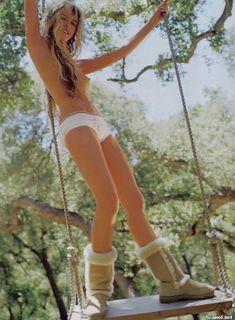Обнаженная Дэрил Ханна  в журнале Playboy фото #2