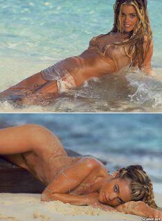Обнаженная Дениз Ричардс  в журнале Playboy фото #5
