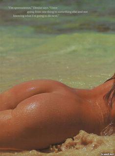 Обнаженная Дениз Ричардс  в журнале Playboy фото #6
