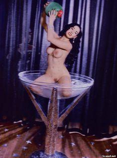 Полностью голая Дита Фон Тиз  в журнале Playboy фото #4