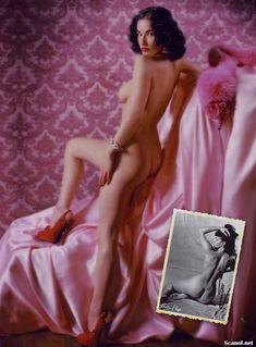 Полностью голая Дита Фон Тиз  в журнале Playboy фото #8