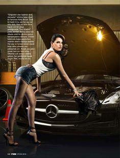 Соблазнительная Келли Брук в журнале FHM фото #6