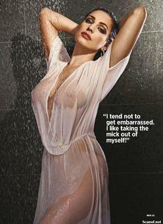 Сексапильная Келли Брук для журнала Nuts фото #6