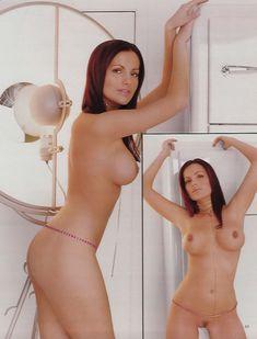 Сексуальные Китана Бейкер и Зденка Микка обнажились в Playboys Sexy Girls - Special Edition фото #5