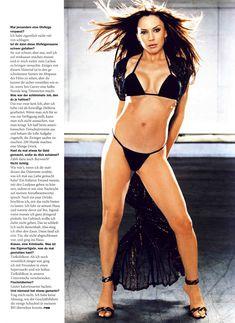 Соблазнительная Криста Аллен  в журнале Die Girls Von FHM Summer фото #6
