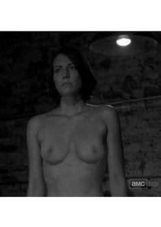 Голая грудь Лорен Кохэн засветилась в журнале XTRA фото #13