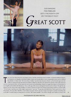 Обнажённая Лиза Мари Скотт засветила киску в журнале Playboy фото #2