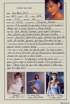 Обнажённая Лиза Мари Скотт засветила киску в журнале Playboy фото #10
