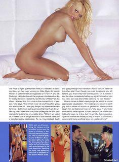 Обнаженная Никки Шилер Зиринг  в журнале Playboy фото #3