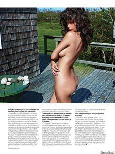 Обнаженная Пас де ла Уэрта  в журнале Playboy фото #6