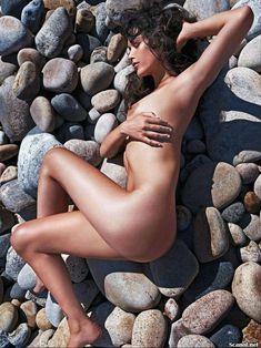 Обнаженная Пас де ла Уэрта  в журнале Playboy фото #9