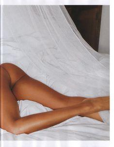 Обнажённая Стейси Дэш позирует в журнале Playboy фото #4