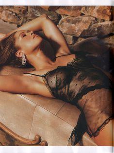 Обнажённая Стейси Дэш позирует в журнале Playboy фото #5
