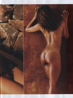 Обнажённая Стейси Дэш позирует в журнале Playboy фото #6