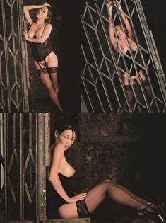 Изящная Сунг Хай Ли обнажилась в Playboys Women of Color фото #1