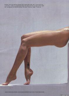 Обнаженная Энджи Эверхарт  в журнале Playboy фото #6