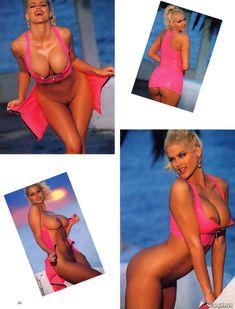 Абсолютно голая Анна Николь Смит  в журнале Playboy Hors-Serie N фото #7