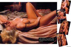 Абсолютно голая Анна Николь Смит  в журнале Playboy Hors-Serie N фото #11