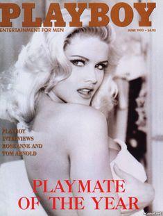 Абсолютно голая Анна Николь Смит  в журнале Playboy Hors-Serie N фото #21