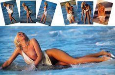Абсолютно голая Анна Николь Смит  в журнале Playboy Hors-Serie N фото #22
