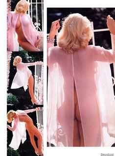 Абсолютно голая Анна Николь Смит  в журнале Playboy Hors-Serie N фото #37