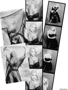 Абсолютно голая Анна Николь Смит  в журнале Playboy Hors-Serie N фото #45