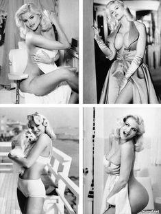 Абсолютно голая Анна Николь Смит  в журнале Playboy Hors-Serie N фото #47