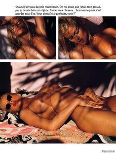 Абсолютно голая Анна Николь Смит  в журнале Playboy Hors-Serie N фото #60