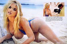 Абсолютно голая Анна Николь Смит  в журнале Playboy Hors-Serie N фото #64