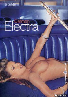 Кармен Электра оголилась в журнале Playboy фото #2
