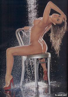 Кармен Электра оголилась в журнале Playboy фото #10