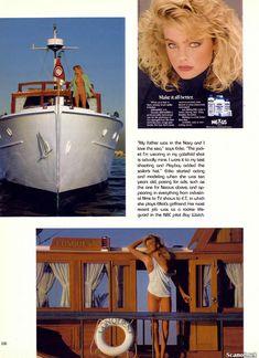 Эрика Элениак разделась  в журнале Playboy фото #2