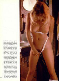 Эрика Элениак разделась  в журнале Playboy фото #4
