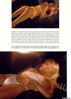 Эрика Элениак разделась  в журнале Playboy фото #6