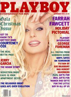 Соблазнительная Фарра Фосетт снялась обнажённой в журнале Playboy фото #1