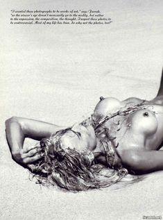 Соблазнительная Фарра Фосетт снялась обнажённой в журнале Playboy фото #10
