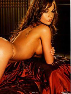 Красивая Имоджен Бэйли снялась голой в журнале Maxim фото #2