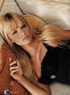 Эротичная Джейми Прессли снялась в горячей фотосессии для журнала FHM фото #1