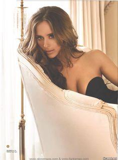 Соблазнительная Дженнифер Лав Хьюитт  в журнале Maxim фото #2