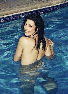 Секси Джессика Паре в журнале Esquire фото #2