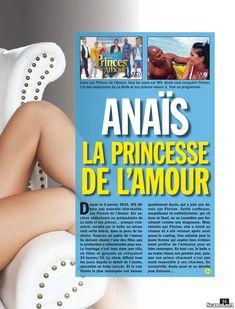 Горячая Жюли Гайе засветила грудь в журнале Entrevue фото #2