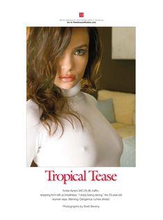 Полностью голая Криста Эйн  в журнале Penthouse фото #2