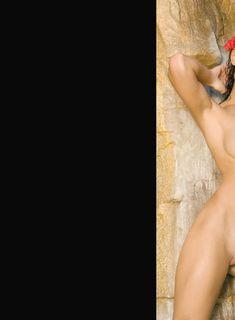 Полностью голая Криста Эйн  в журнале Penthouse фото #14