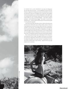 Шикарная Луиза Мораес снялась голой в журнале Revista Status фото #4