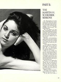 Оюнаженная Мадонна  в журнале Playboy фото #11