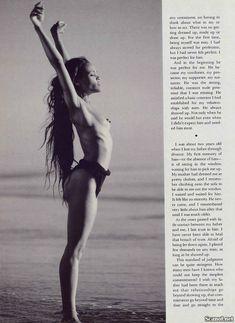 Абсолютно голая Робин Гивенс снялась в журнале Playboy фото #2